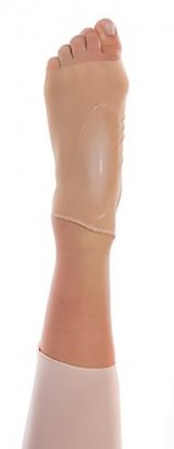 Dance Arches Free Toe - (Small-Medium)